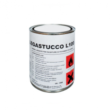 Связующая смола для шпатлевки Adesiv Legasyucco L100 1 кг