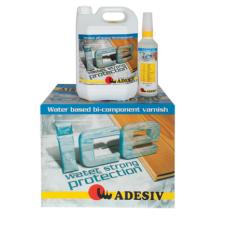 Паркетный лак Adesiv Ice 4,95 л Глянцевый