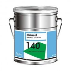 Клей для плитки ПВХ Forbo 140 Euromix PU Extra 8 кг на 18 м.кв.