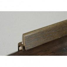 Плинтус шпонированный Goodwin Дуб Ноблесс 60х18