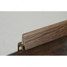 Плинтус шпонированный Goodwin Орех американский натуральный 60х18