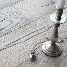 Паркетная доска Goodwin Дуб Брашированный пилёный Вог (Oak Brushed sawn Vog)
