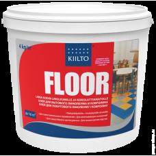 Клей для пола Kiilto Floor 4 кг на 13 кв.м.