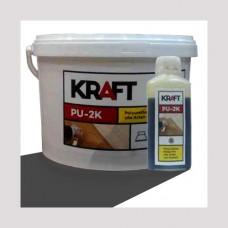 Двухкомпонентный полиуретановый клей для паркета Kraft PU 2K 10кг