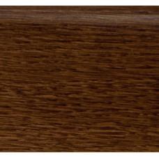 Плинтус шпонированный La San Marco Дуб Гавана Браун 80х16