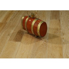 Массивная доска Magestik Floor Дуб Беленый (браш) ширина 125