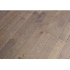 Массивная доска Magestik Floor Дуб Клауд (браш) ширина 125