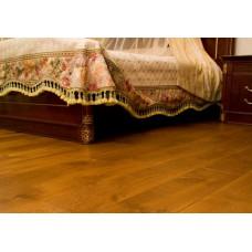 Массивная доска Magestik Floor Дуб Коньяк (браш)