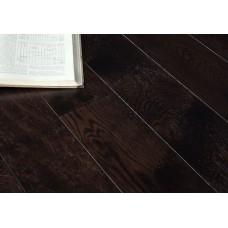 Массивная доска Magestik Floor Дуб Кофе (браш) ширина 150