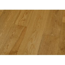 Массивная доска Magestik Floor Дуб Натур (браш) ширина 125