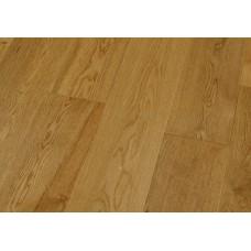 Массивная доска Magestik Floor Дуб Натур (браш) ширина 150