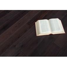 Массивная доска Magestik Floor Дуб Термо ширина 125