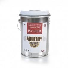 Клей для паркета Parketoff PU-2010 (двухкомпонентный) 3,5кг
