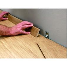 Крепления к плинтусу Quick Step для ламината 9.5 мм