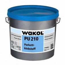 Клей для паркета Wakol PU 210