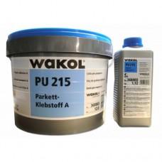 Клей для паркета Wakol PU 215 2K